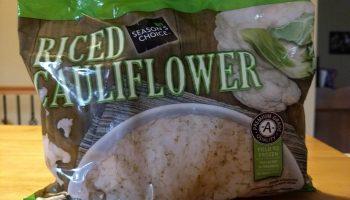 Season S Choice Riced Cauliflower Stuffing Aldi Reviewer