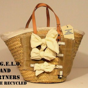 borse di A.N.G.E.L.O. and partners vintage recycled