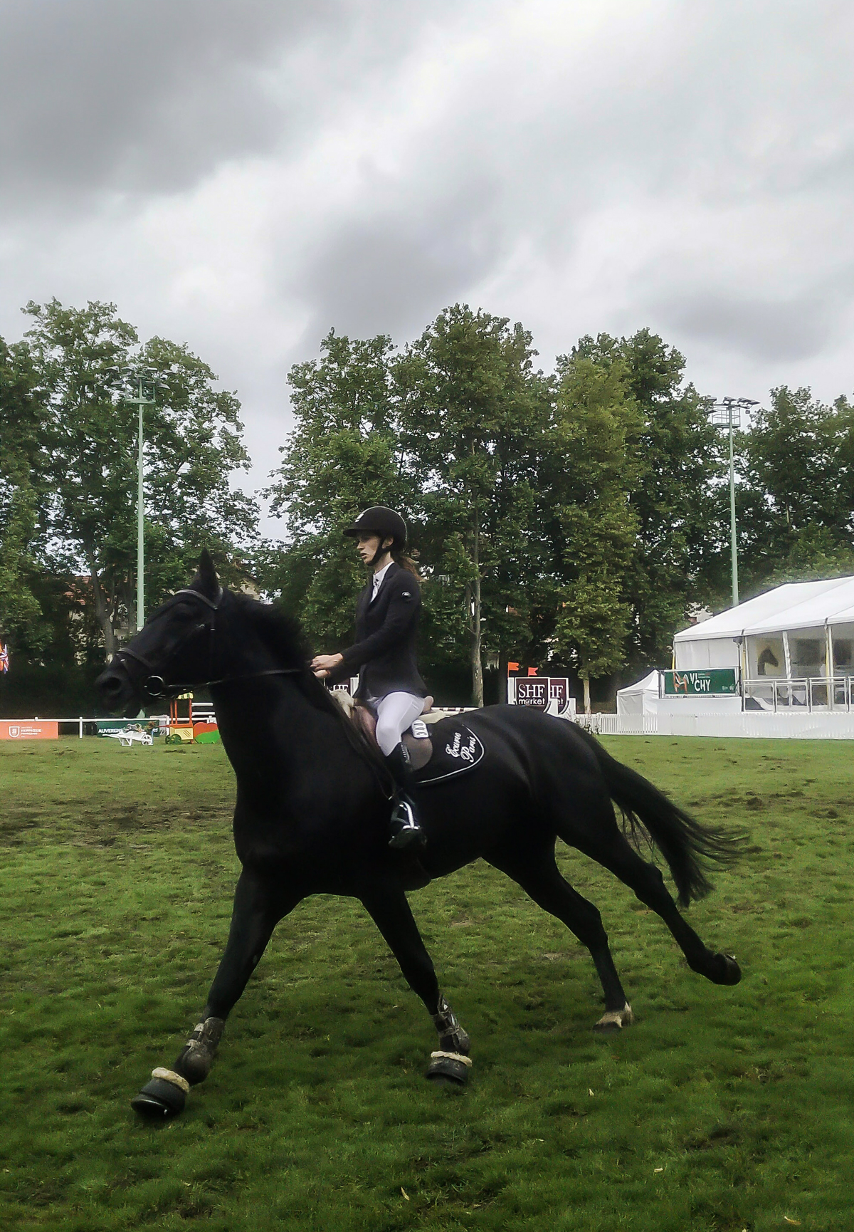 Jumping International de Vichy 2017