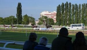 Soirée aux courses à l'Hippodrome de Vichy