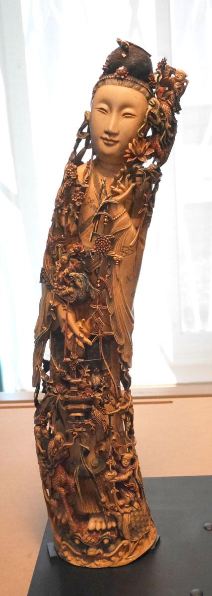 """Musée des Arts d'Afrique et d'Asie de Vichy - expo """"Dragon"""" - 2018"""