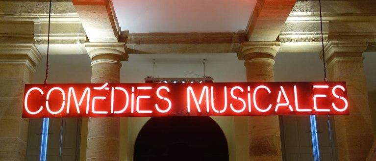 Expo Comédies Musicales au CNCS