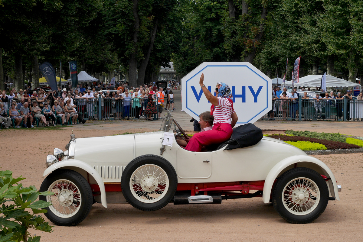 Vichy Elégance 2018