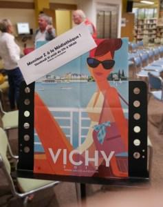 Monsieur Z à Vichy
