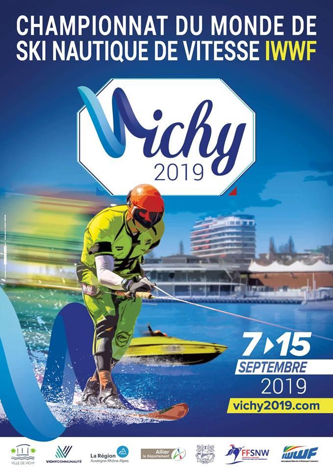 Championnat du monde de ski nautique de vitesse