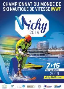 Championnat du monde de ski nautique de vitesse - Vichy - 2019
