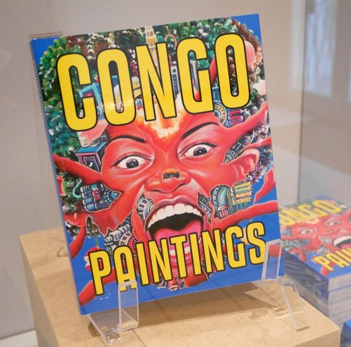 """Exposition """"CONGO PAINTINGS"""" au Musée des arts d'Afrique et d'Asie de Vichy - 2019"""