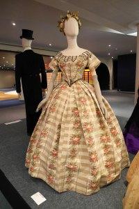 exposition de robes de la Fondation Vassiliev à Vichy