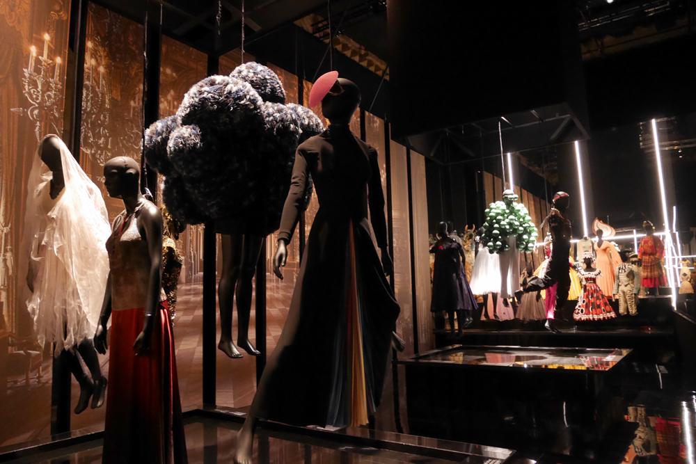 """Exposition """"Habiller l'Opéra"""" au CNCS - 2019"""