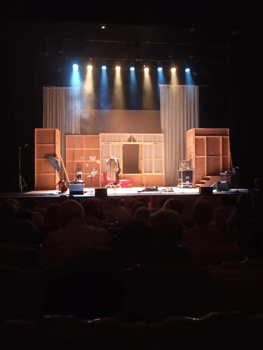 """spectacle """"Vous qui savez ce qu'est l'amour"""" à l'Opéra de Vichy"""
