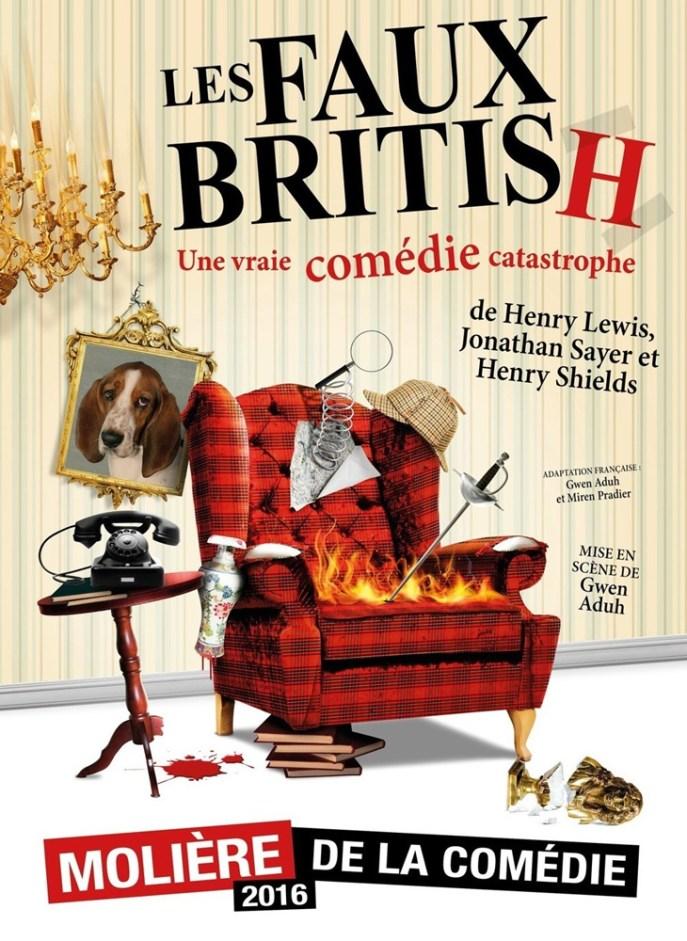 """""""Les Faux British"""" à l'Opéra de Vichy"""