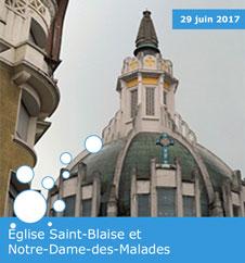 eglise Saint-Blaise - Vichy