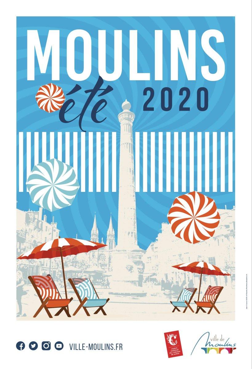 Moulins été 2020