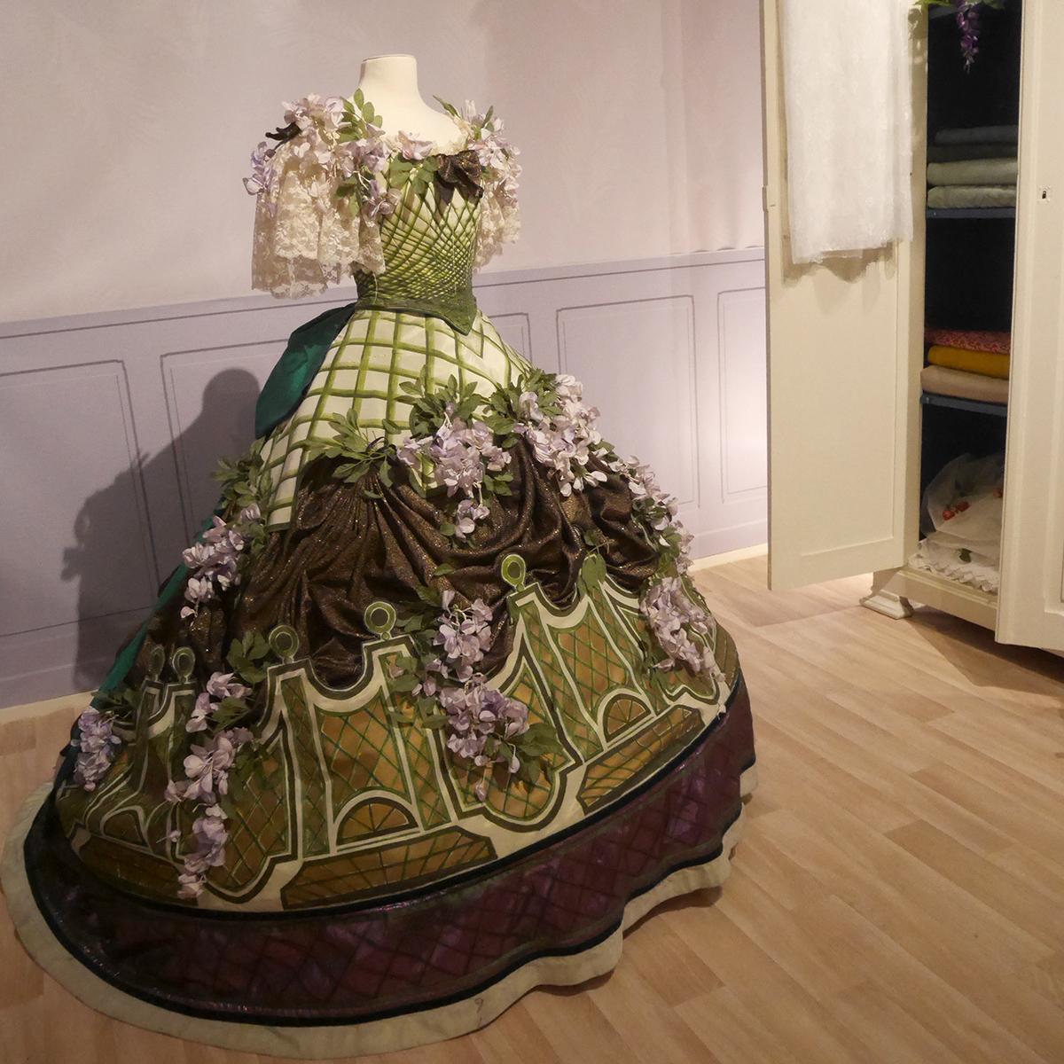 """expo """"Jardins en scène"""" au Musée de l'Opéra de Vichy"""