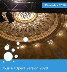 Tous à l'Opéra version 2020