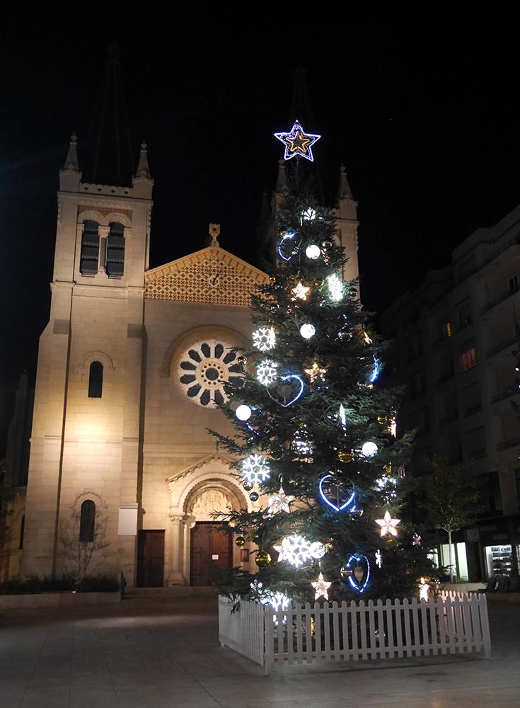 Noël à Vichy 2020