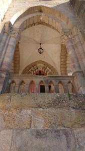 Eglise de Hérisson dans l'Allier