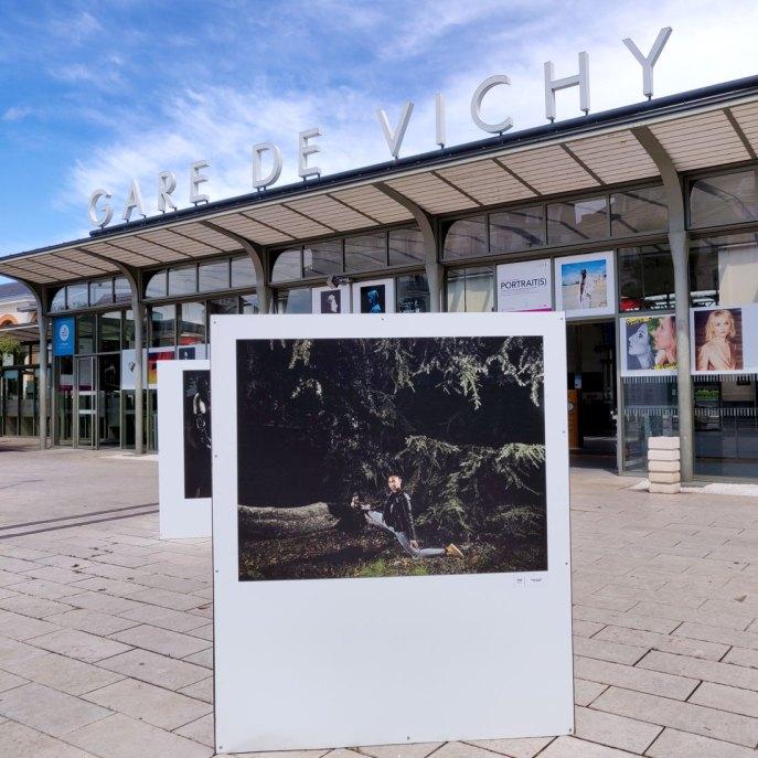 Festival Portrait(s) 2021 à Vichy