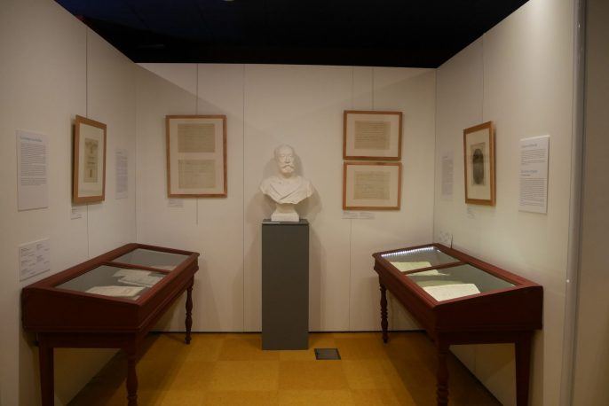 Exposition Camille Saint-Saëns au Musée de l'Opéra de Vichy 2021