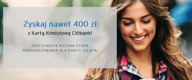 Promocja Citibank