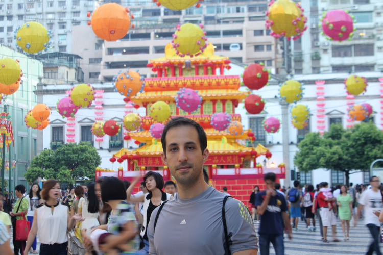 Senatu Square Macau