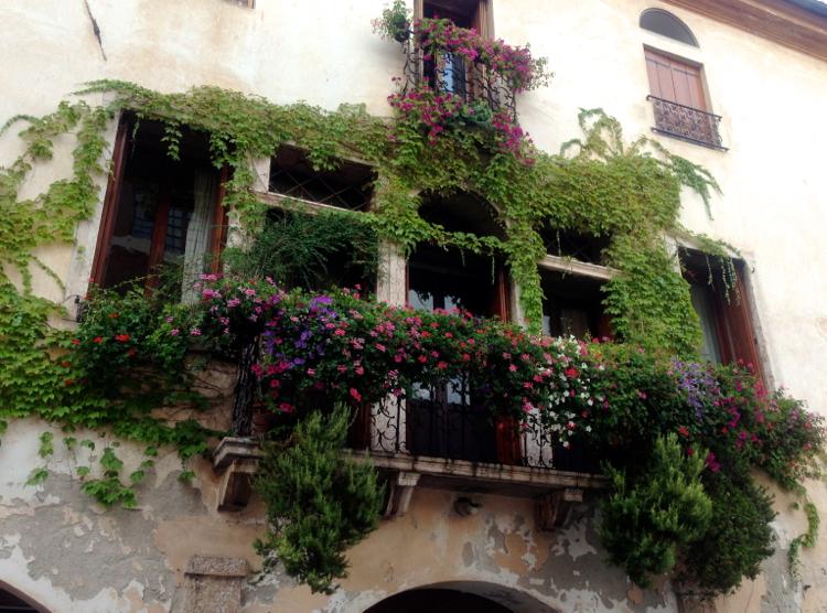 Marostica Balcony
