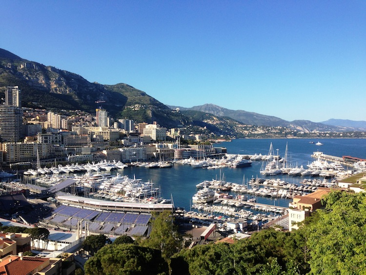 Monaco for the EPT Finals (May)
