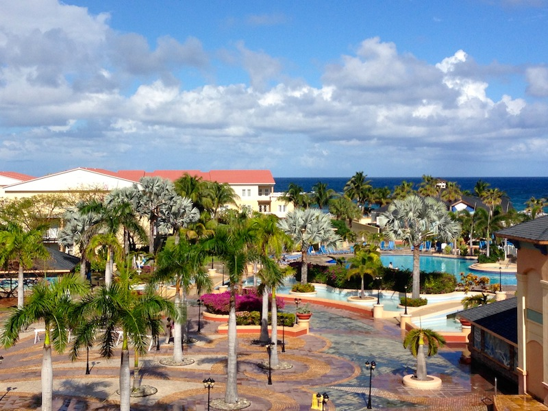 Alpha 8 St Kitts Marriott Hotels