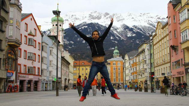 Innsbruck from the Inside