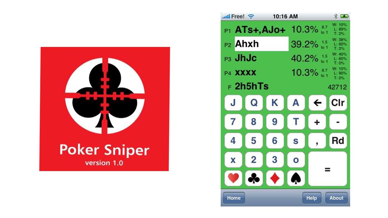 PokerSniper app