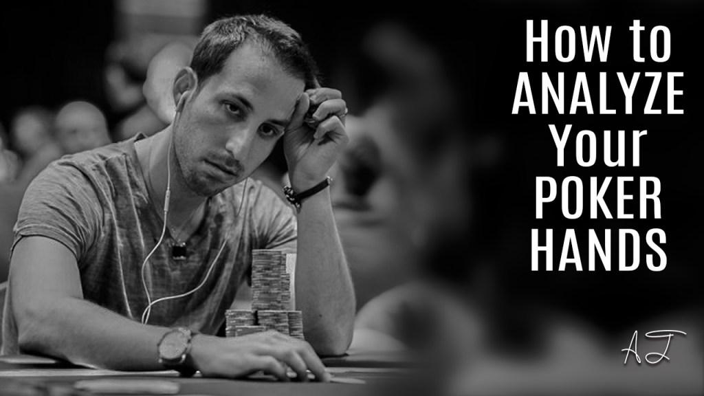 analyze your poker hands
