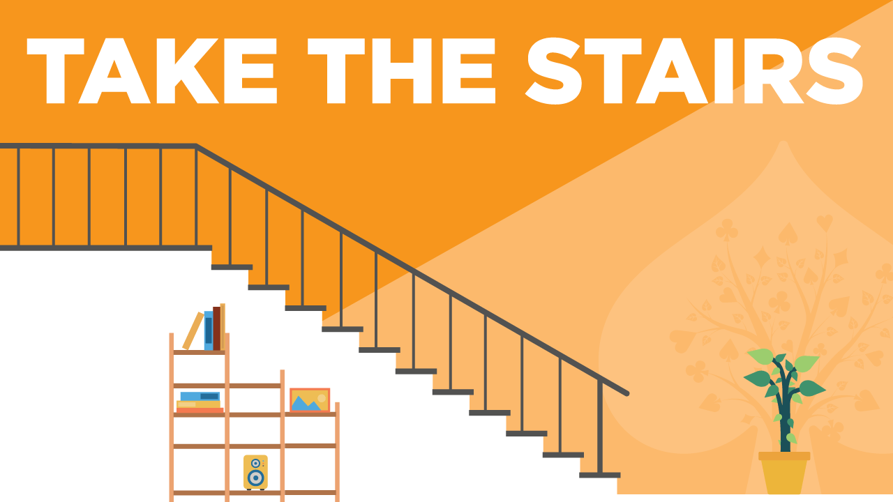 Why You Should Take the Stairs Instead of the Elevator