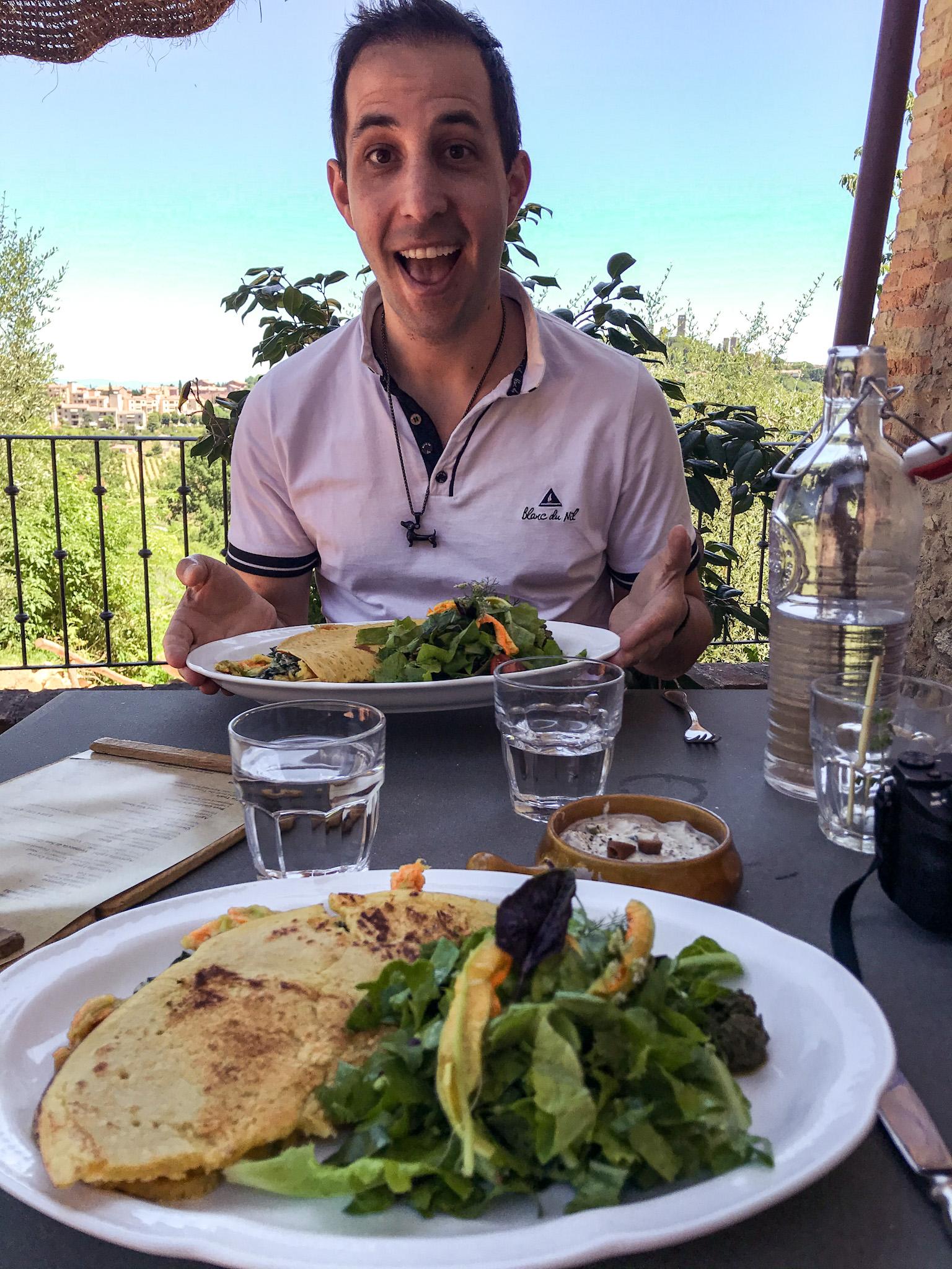 Agrivilla i Pini Lunch