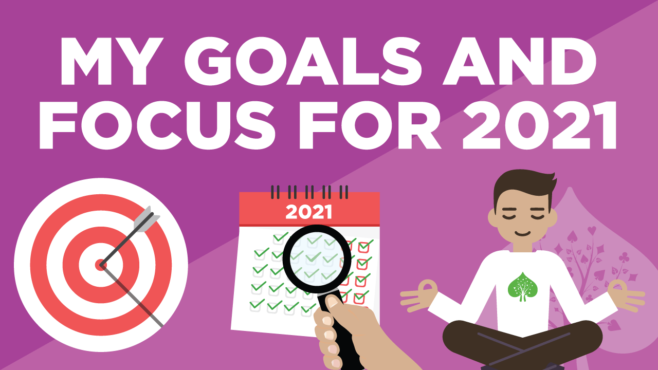 My Goals and Focus for 2021