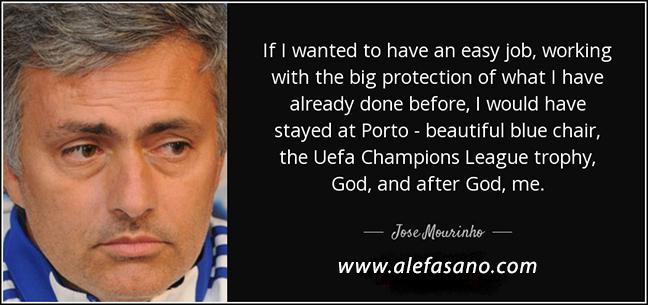 Ufficiale: Josè Mourinho esonerato
