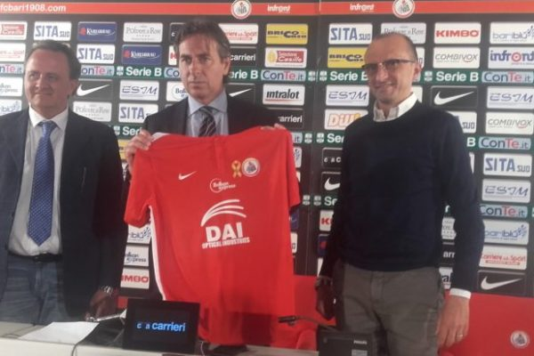"""DAI"" FC Bari 1908 verso i Play-off: nuovo Jersey Sponsor"