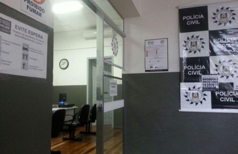 Delegado Maurício Arruda continua apurando as circunstâncias em que o crime de injúria racial aconteceu em Alegrete