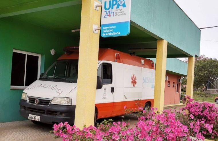 UPA de Alegrete passa contar com duas ambulâncias