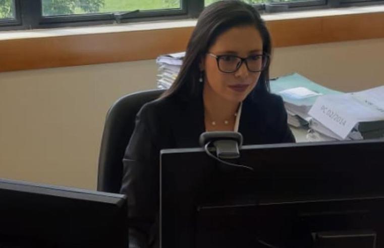 Promotora Júlia Schutt deixa Comarca de Alegrete com elogiada atuação
