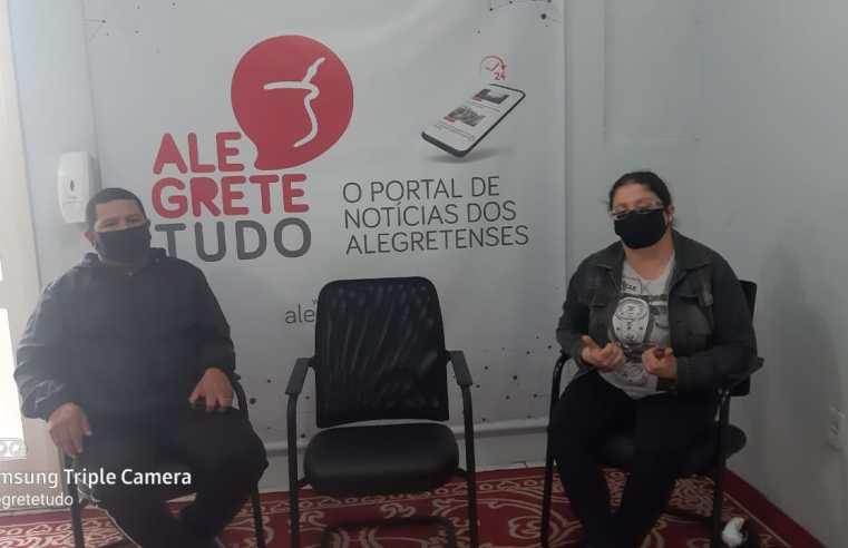 Servidores se mobilizam contra extinção de cargos de serventes e zeladores da Prefeitura de Alegrete