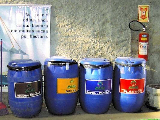 Recicle CAAL – o diferencial de cuidado com o meio ambiente