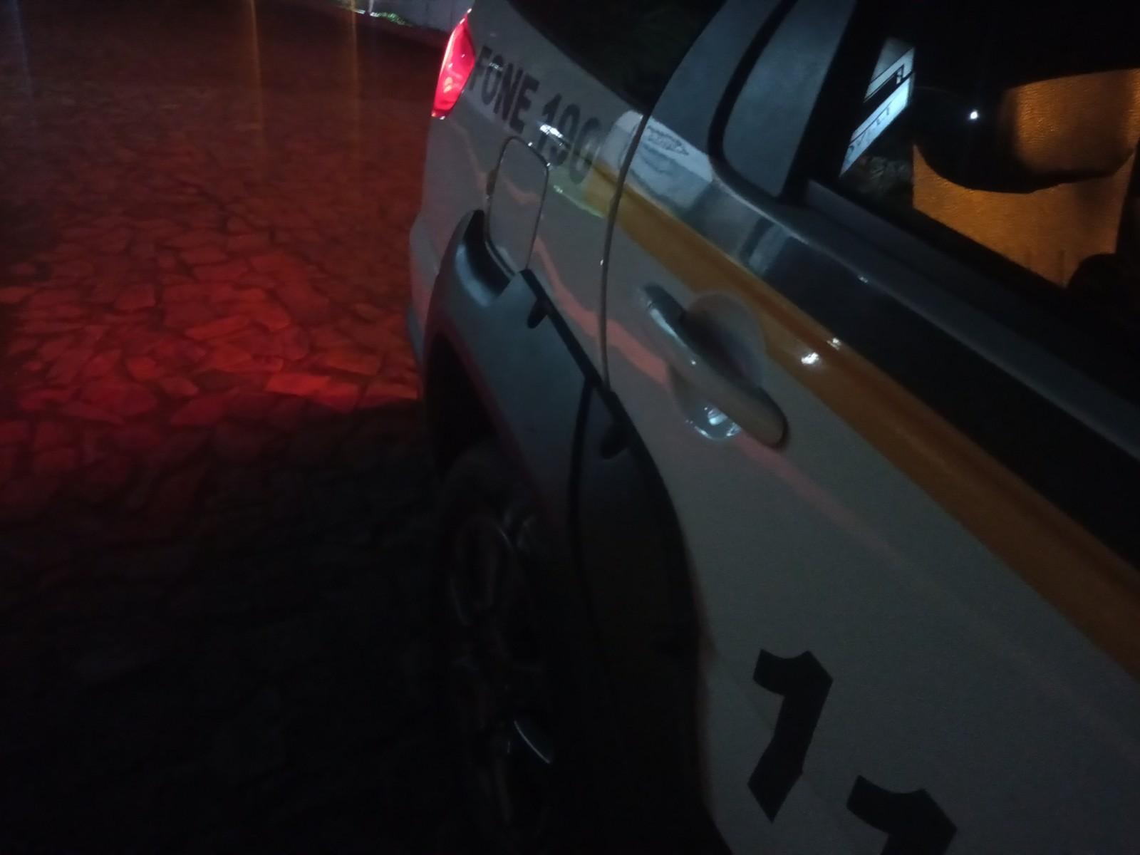 Trio tenta fugir sem pagar motel e Brigada Militar é acionada em Alegrete