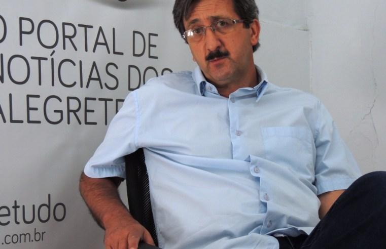 Anilton Oliveira, único vereador reeleito do PT, quer emendas propositivas que beneficiem à comunidade
