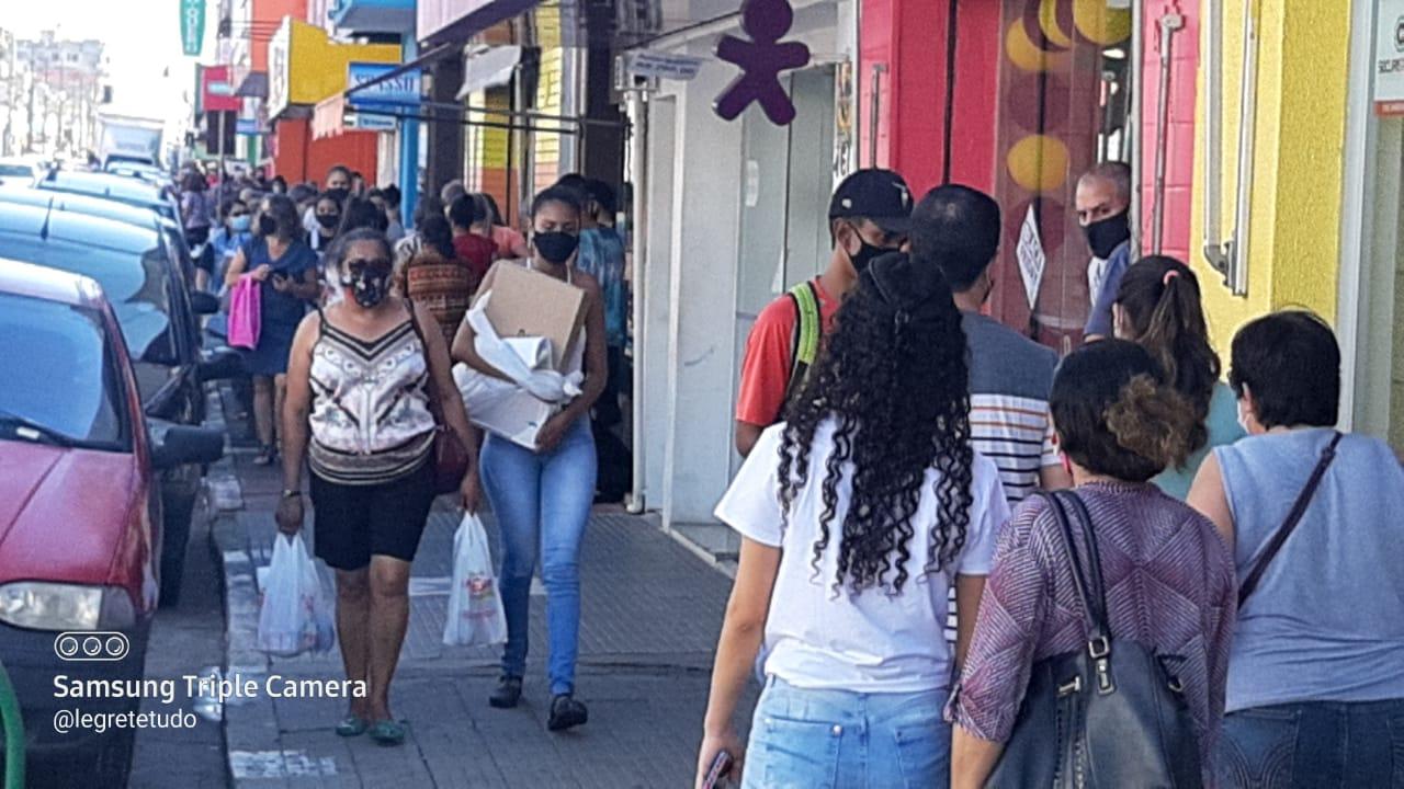 Black Friday supera expectativas em Alegrete