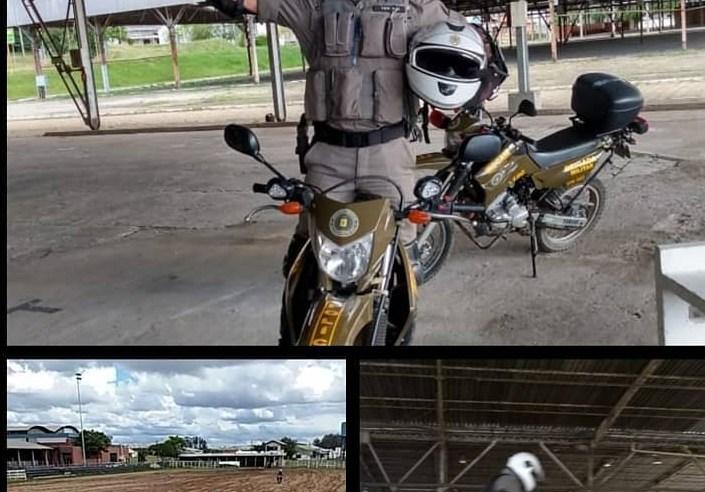 Brigada Militar prepara oficiais para qualificar corporação para o uso da motocicleta
