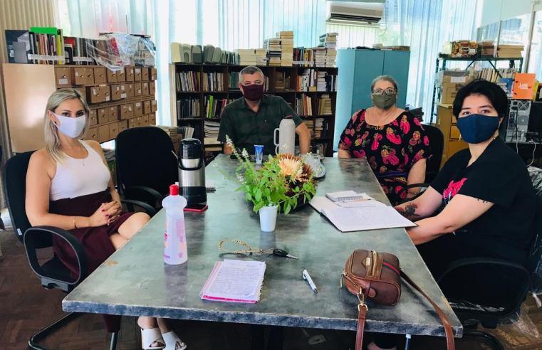 Departamento de Cultura de Alegrete define programação para 2021