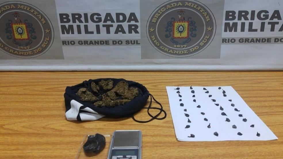 Jovem morre após ser baleado durante perseguição com a Brigada Militar em Montenegro
