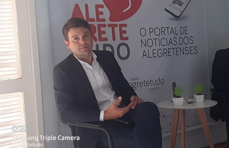 Segurados do IPE terão direito a serviço de oncologia na Santa Casa de Alegrete
