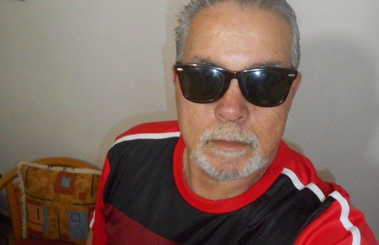 Na sessão Saudade de Alegrete, o alegretense que quando vem de SP para rever os amigos, organiza futebol e churrasco