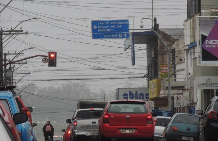 Previsão do tempo indica chuva para o final de semana em Alegrete